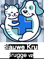 Blauwe Kruis Brugge – Dierenopvangcentrum Logo